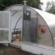 Планируем зимнюю обогреваемую теплицу на садовом участке