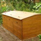 Узнайте, как можно самому изготовить компостный ящик