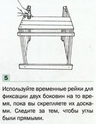 Изготовление компостного ящика-5