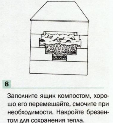 Изготовление компостного ящика-8