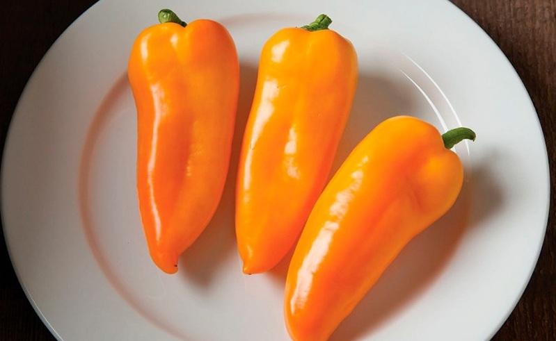 Перец сладкий Янтарь