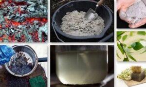 Зольно-мыльный раствор от вредителей