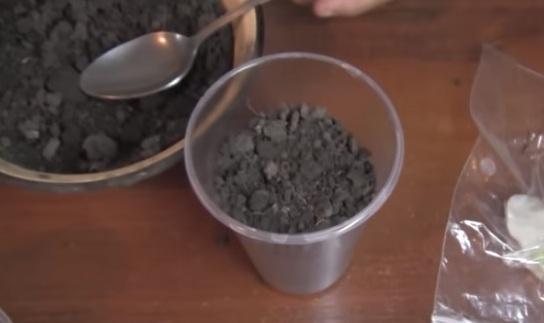 Подготовка емкости для посева